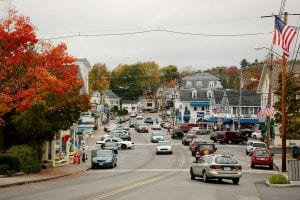 Wolfeboro, New Hampshire