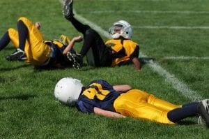 High School Football Player Dies After Knee Surgery