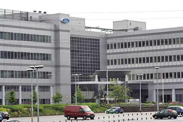 Ford's Dunton Technical Centre in Laindon, United Kingdom
