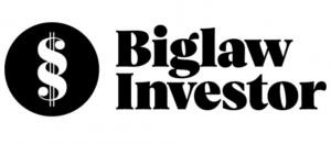 Biglaw Investor logo; image courtesy of author.
