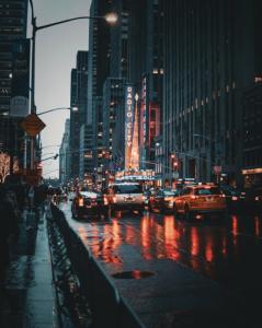 New York City; image by Josh Hild, via Unsplash.com.