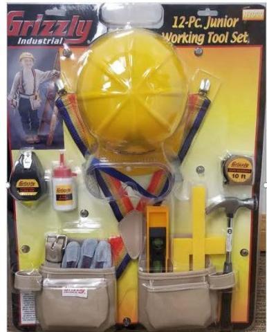 Recalled Toy Tool Kit