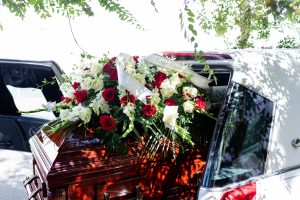 Thief Steals Hearse Outside of Church, Body Inside