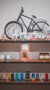 Calibud - CBD shop / e-cigarette, Rue de Lodi, Marseille, France. Image by Christopher LeMercier, via Unsplash.com.