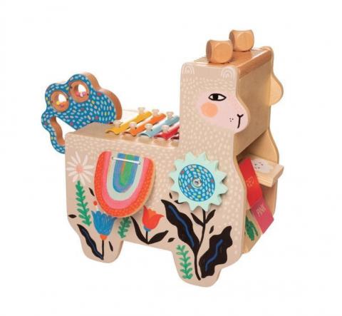 Recalled Toy Llama
