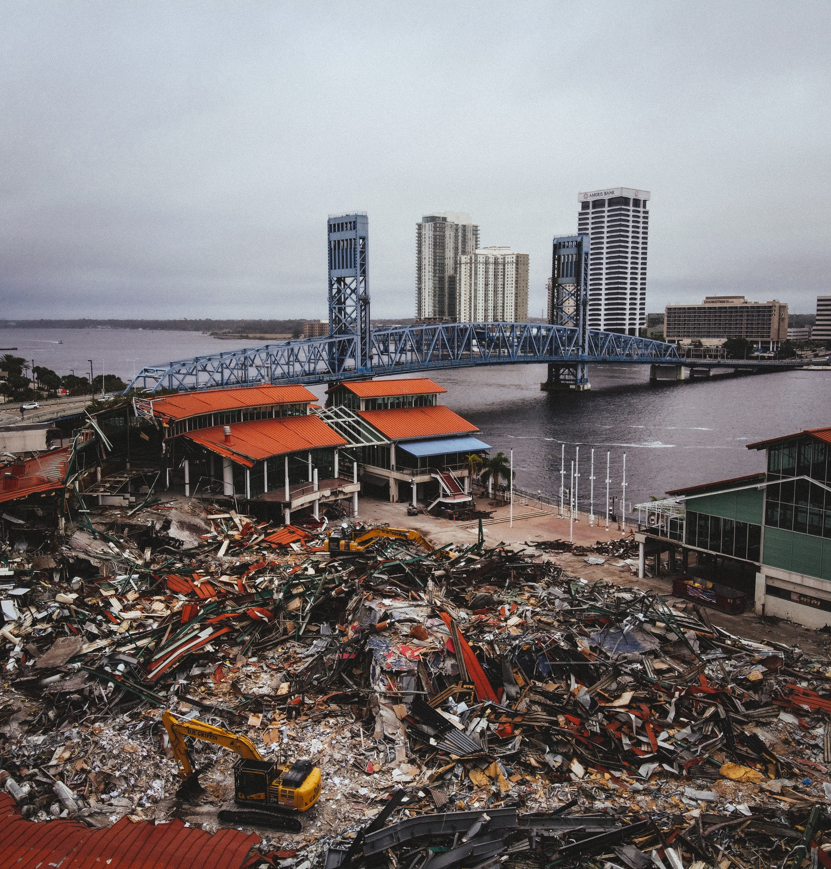 Firms Faulted by OSHA for Hard Rock Hotel Collapse
