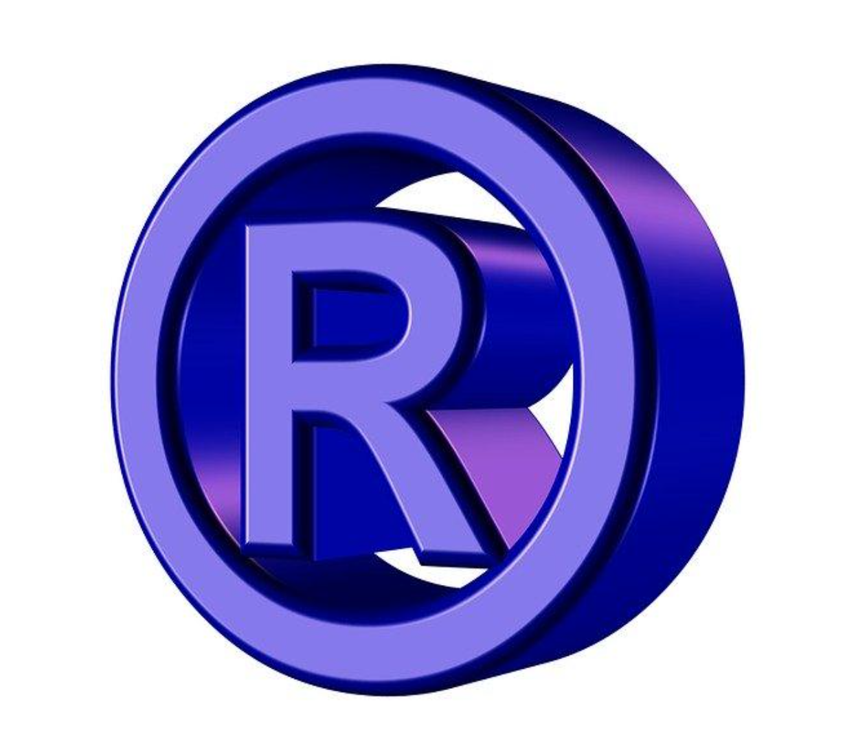 Registered trademark symbol; image by TheDigitalArtist, via Pixabay.com.