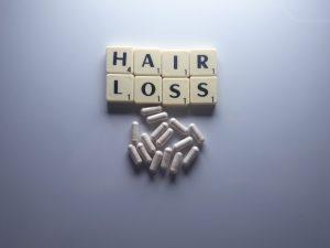 Hair loss capsules
