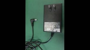 Recalled Epson power adapter