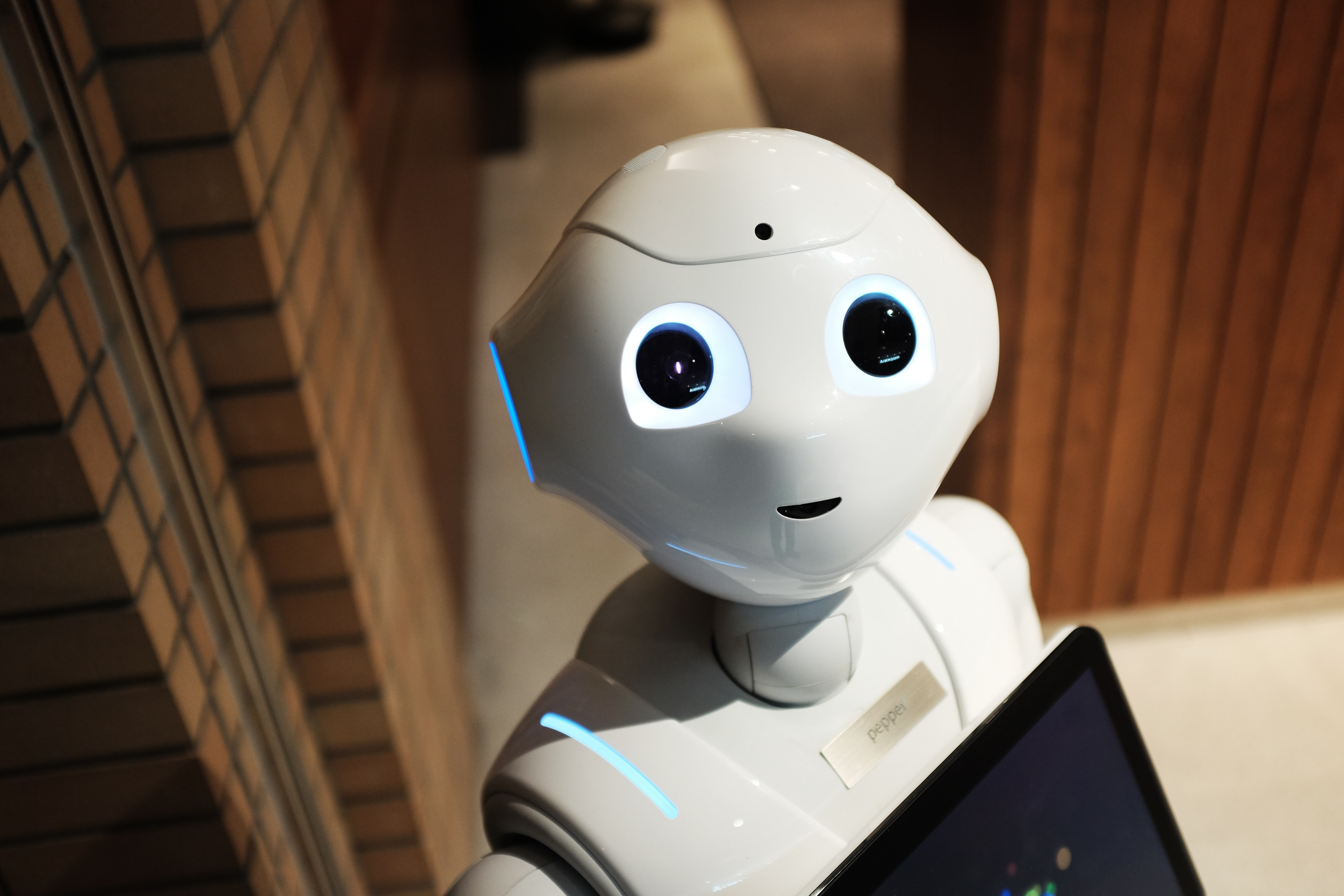 Robots Check COVID Positive Patients Into Hotels