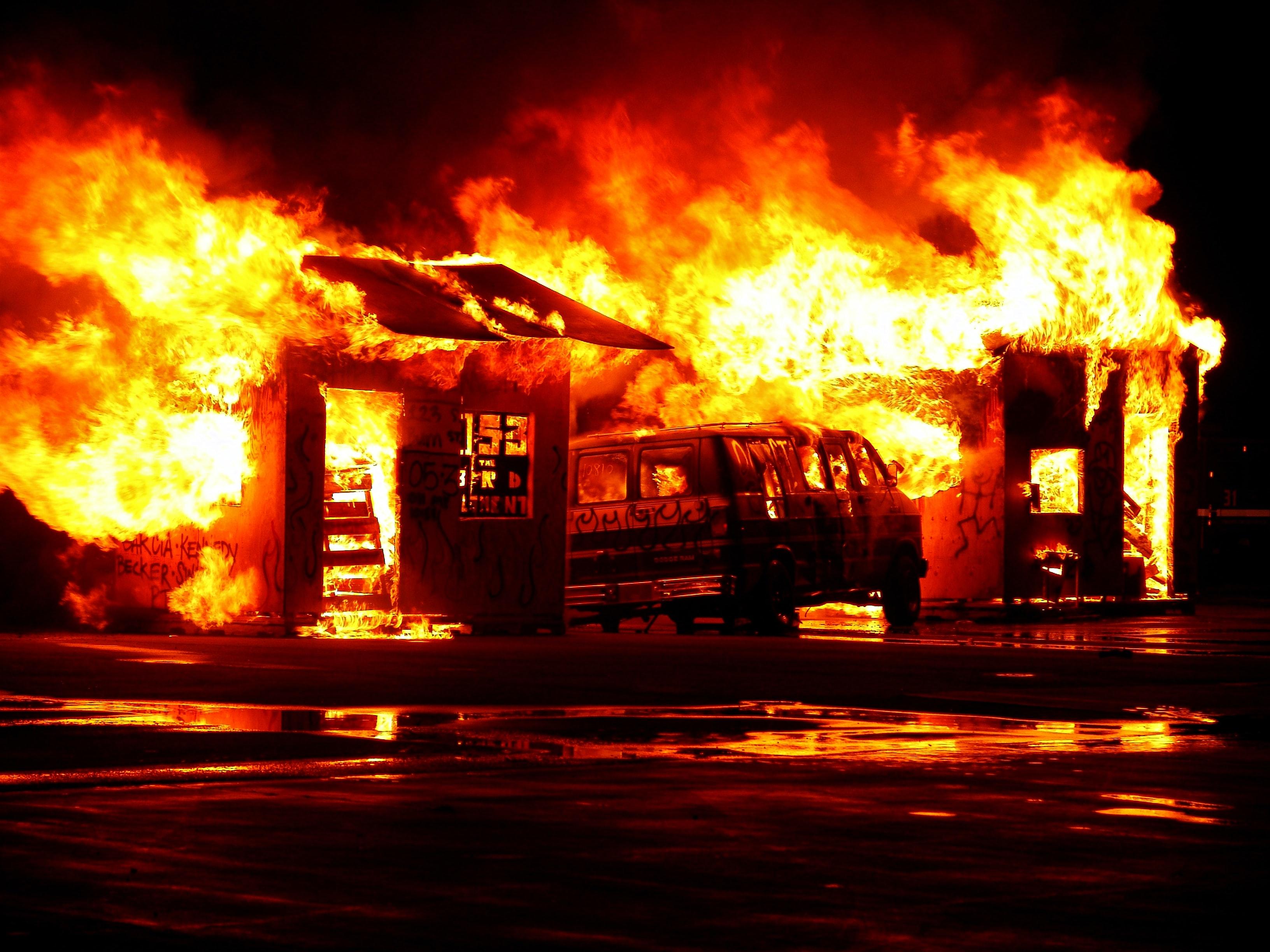 Investigators Suspect Butane Caused Factory Explosion