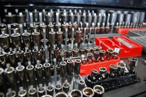 Socket set; image by Vinayr16, via Pixabay.com.