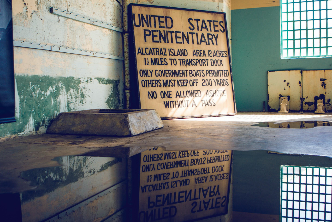 Alcatraz Island, San Francisco, United States. Image by Rita Morais, via Unsplash.com.