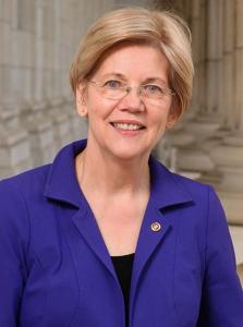 Massachusetts Senator Elizabeth Warren (D); United States Senate / Public domain.