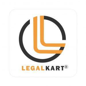 LegalKart logo courtesy of author.