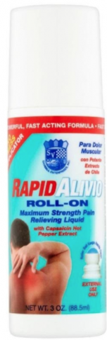 Sanvall Rapid Alivio Pain Relieving Roll-On