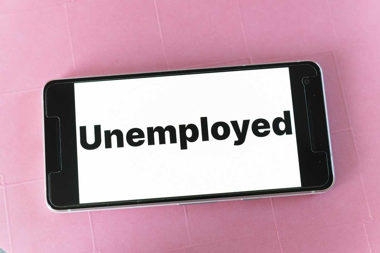 Unemployed graphic