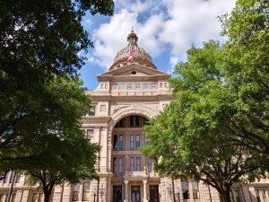 Texas State Capitol Building, Austin, TX; image by Alec Mason, via Unsplash.com.