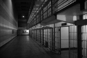 Prison; image by Emiliano Bar, via Unsplash.com.