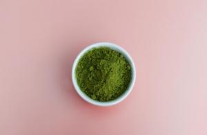 Powdered herb; image by Phuong Nguyen, via Unsplash.com.