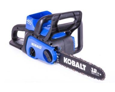 Recalled Kobalt Saw
