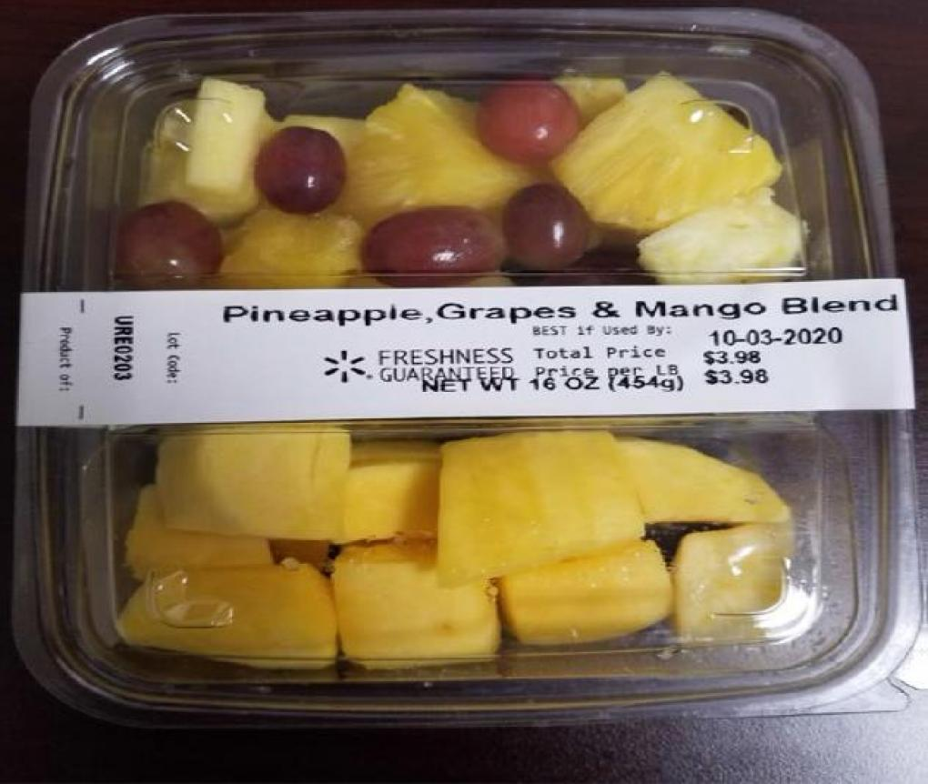 Recalled Country Fresh Fruit