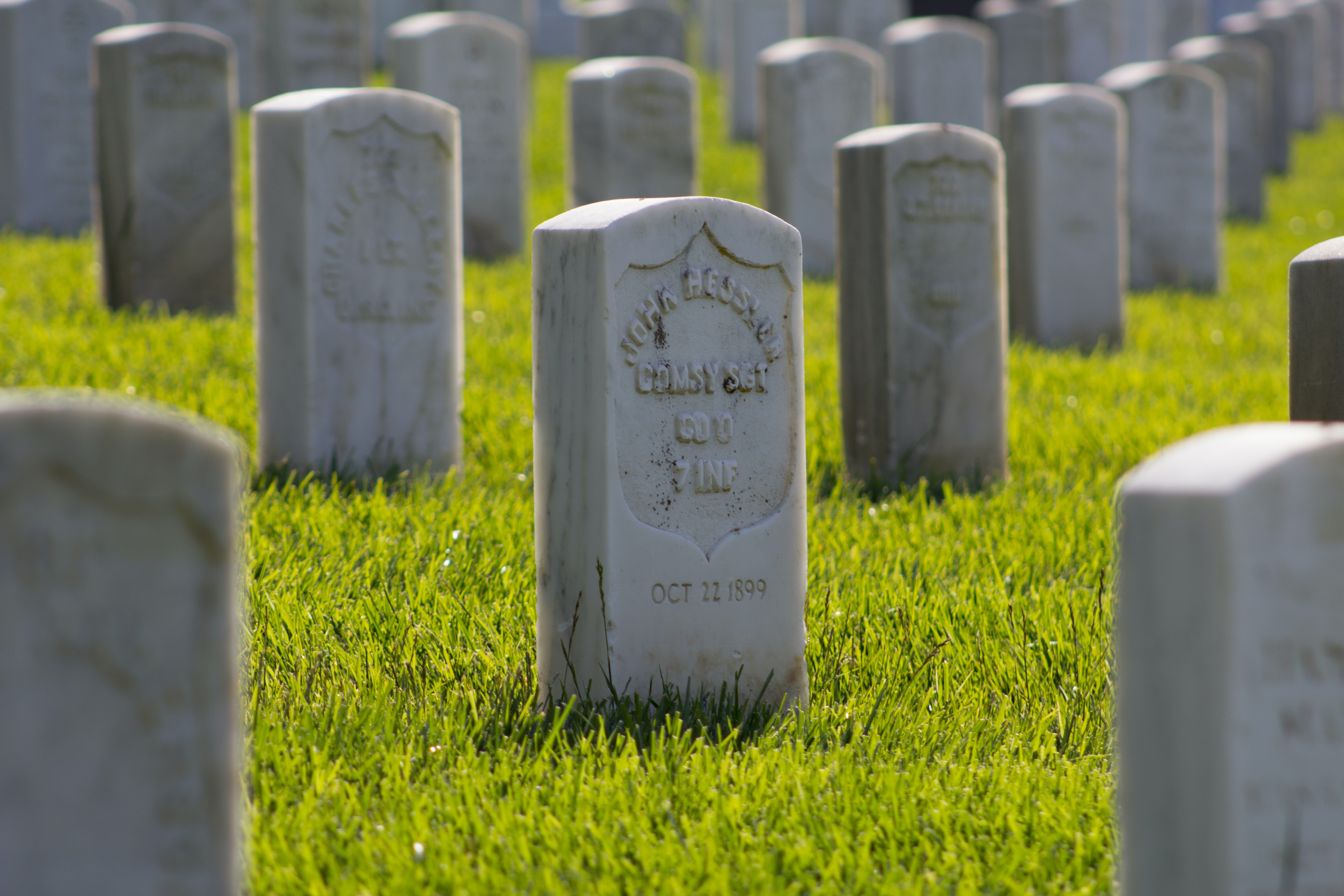 Burial Grounds are Targeted, Tombstones Defaced