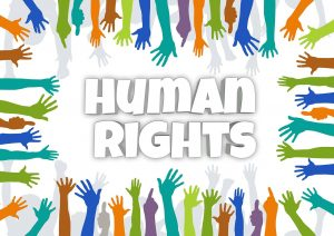 Human Rights graphic