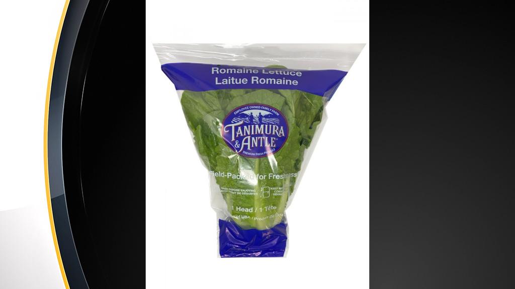 Recalled Lettuce