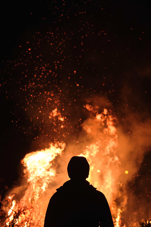 Black Metal Follower Sets Fire to Three Churches