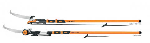 Recalled Fiskars 16 Foot Chain Drive Extendable Pole Saw & Pruner