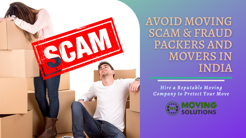 Avoid Moving Scam And Fraud Packers And Movers In India; image courtesy of author.