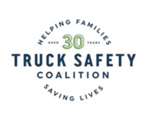 Truck Safety Coalition logo from press release.