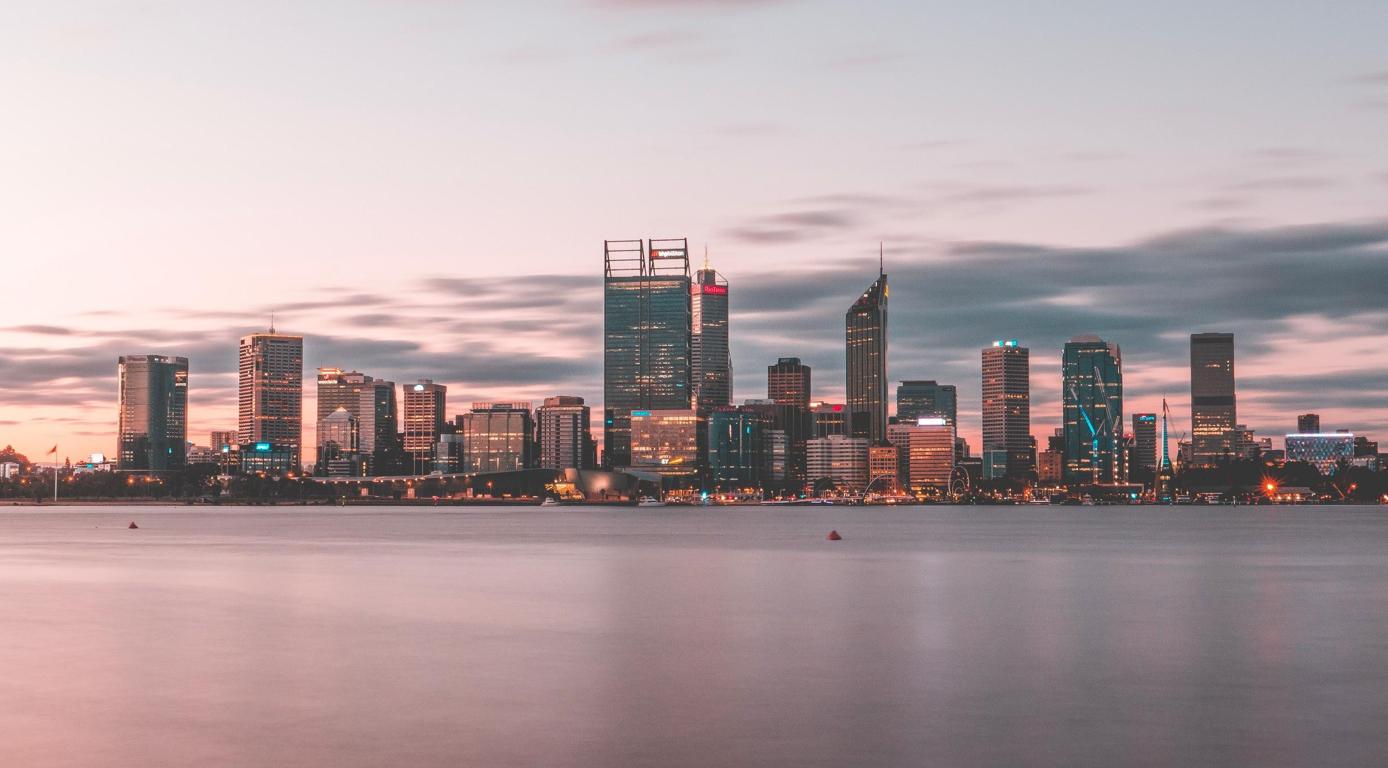 Perth, Australia. Image by Fadzai Saungweme, via Unsplash.com.