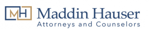 Maddin Hauser logo courtesy of Maddin Hauser.