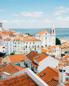 Lisbon, Portugal. Image by Tom Byrom, via Unsplash.com.