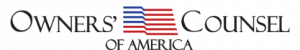 Owners' Counsel of America logo courtesy of OCA.