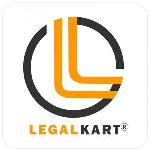 LegalKart Logo courtesy of LegalKart.com.