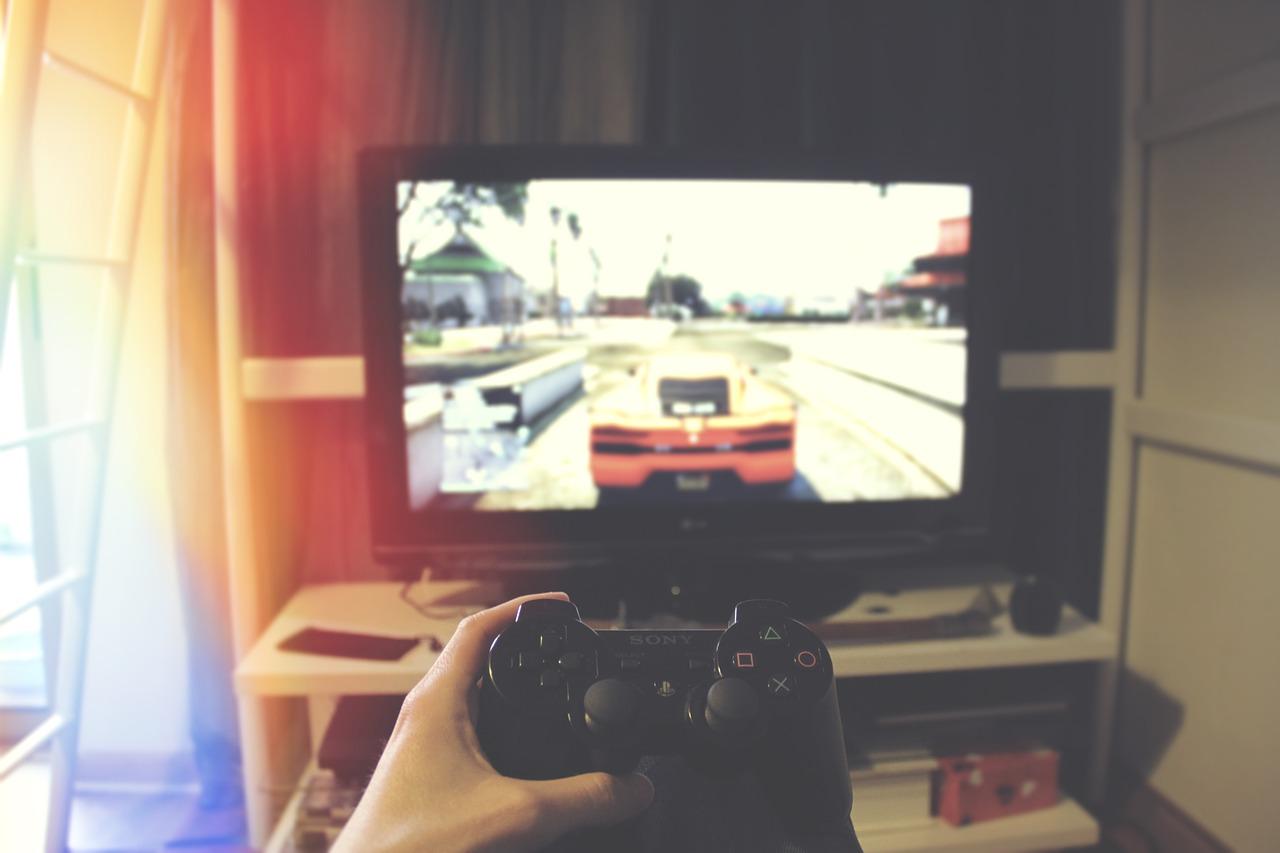 Playstation game setup