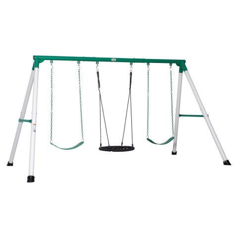 Recalled Big Brutus Swing Set