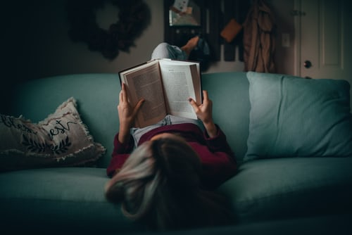 Weird Dreams, Reading Fiction May Lead to Higher Intelligence