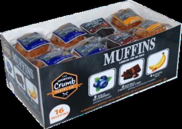 Recalled Muffins