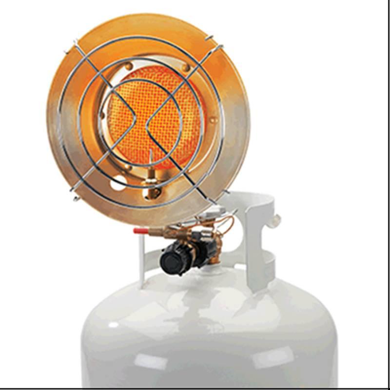 Recalled Propane Heater