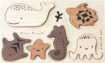 Recalled Wooden Puzzle