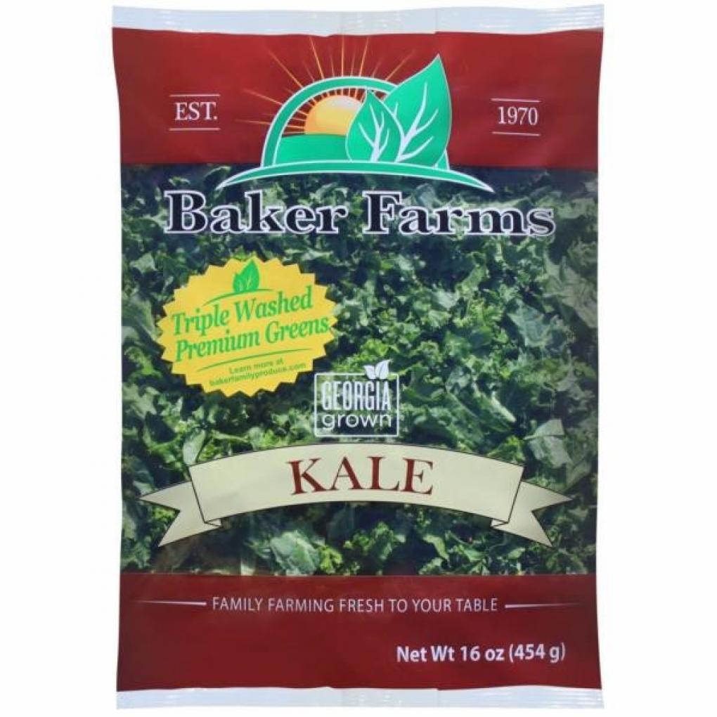 Recalled kale